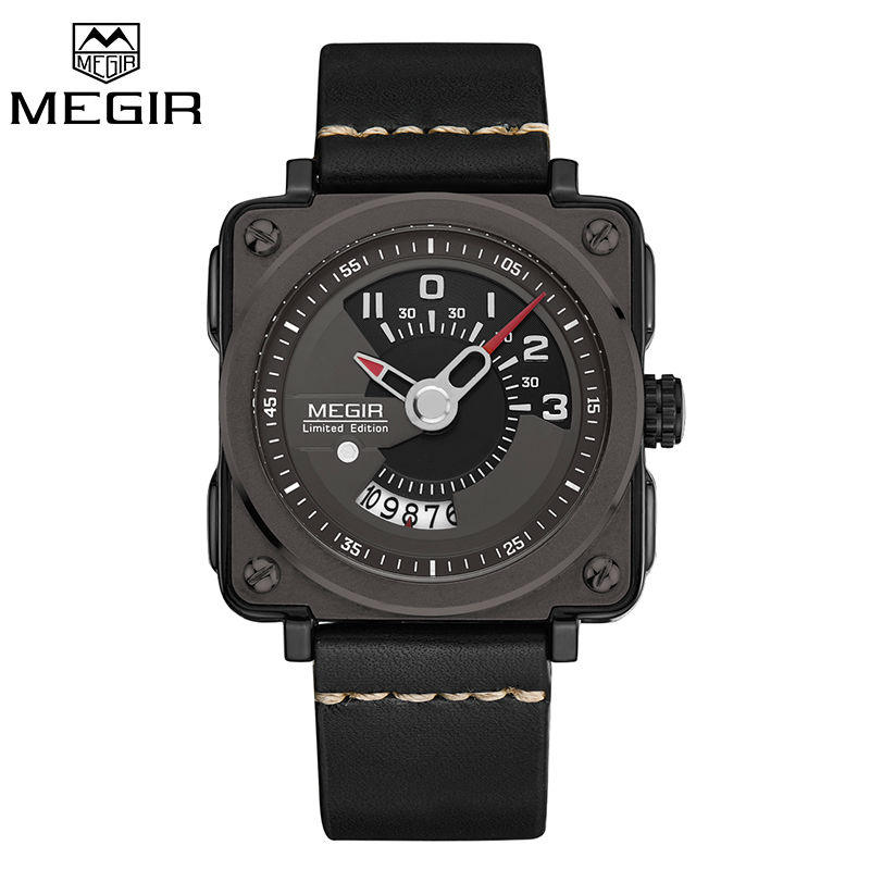 2018 NEW Fashion Casual NAVIFORCE Brand Waterproof Quartz Watch Men Military Leather Sports Watches Man Clock Relogio Masculino все цены