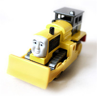 Children S Thomas And Friends Trains Track Master Byron Bulldozer Mini Builder Magnetic Metal Die Cast