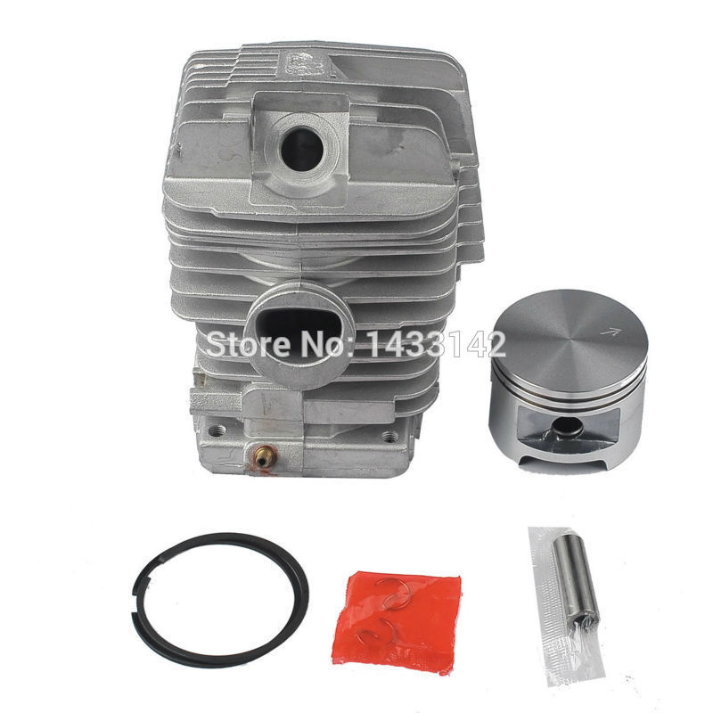2*PCS 49mm Cylinder Piston Rebuild Kits For Stihl Chainsaw MS390 MS290 MS310 029 039 Craftsman 1127 020 1216