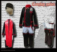Free Shipping Cosplay Costume D Gray Man Lavi III New In Stock Retail Wholesale Halloween Christmas