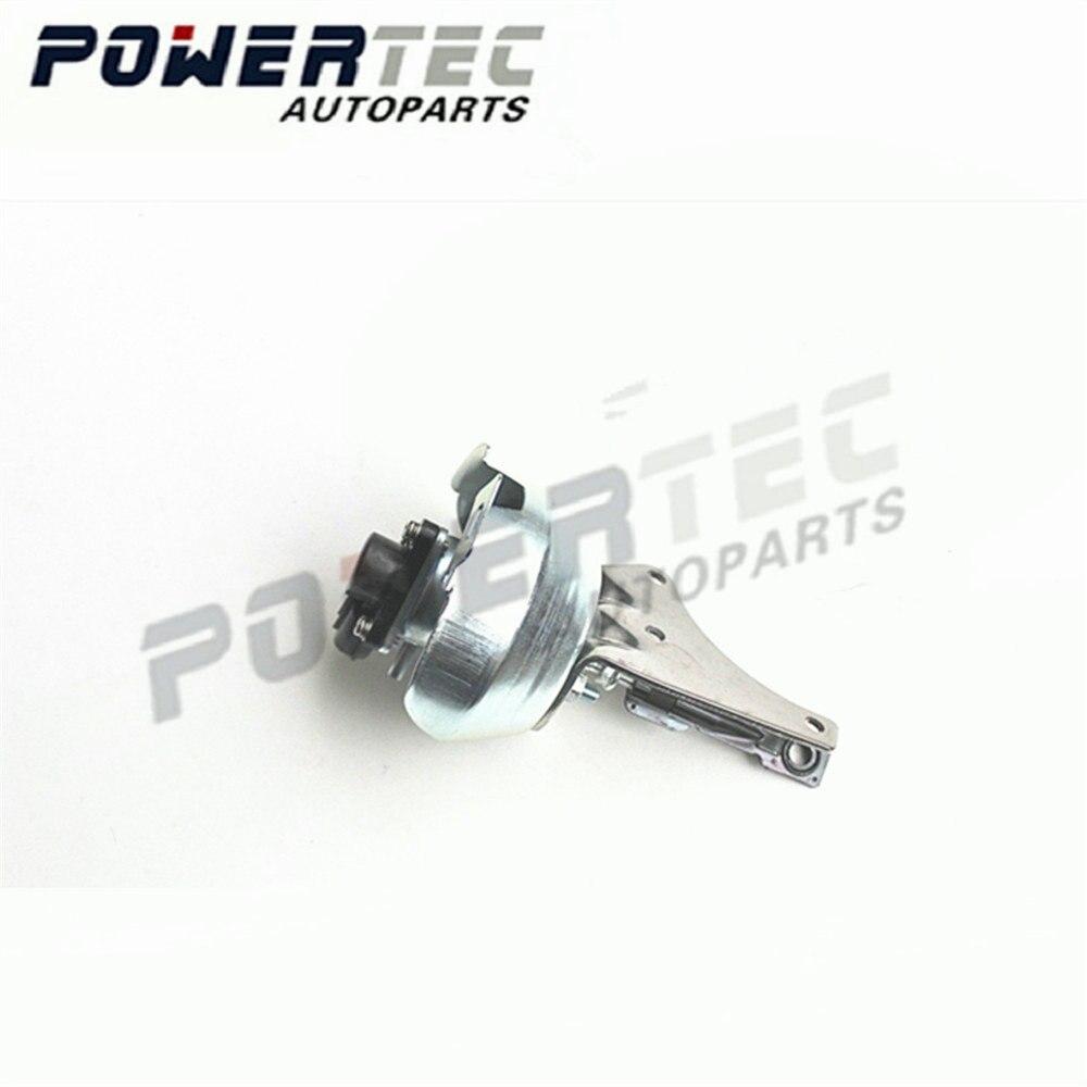 753556 756047 NOUVEAU Turbo Électronique Wastegate Actionneur 0375K1 0375K8 GT1749V pour Citroen C4 C5 II 2.0 HDi 100 Kw 136 Hp DW10BTED4