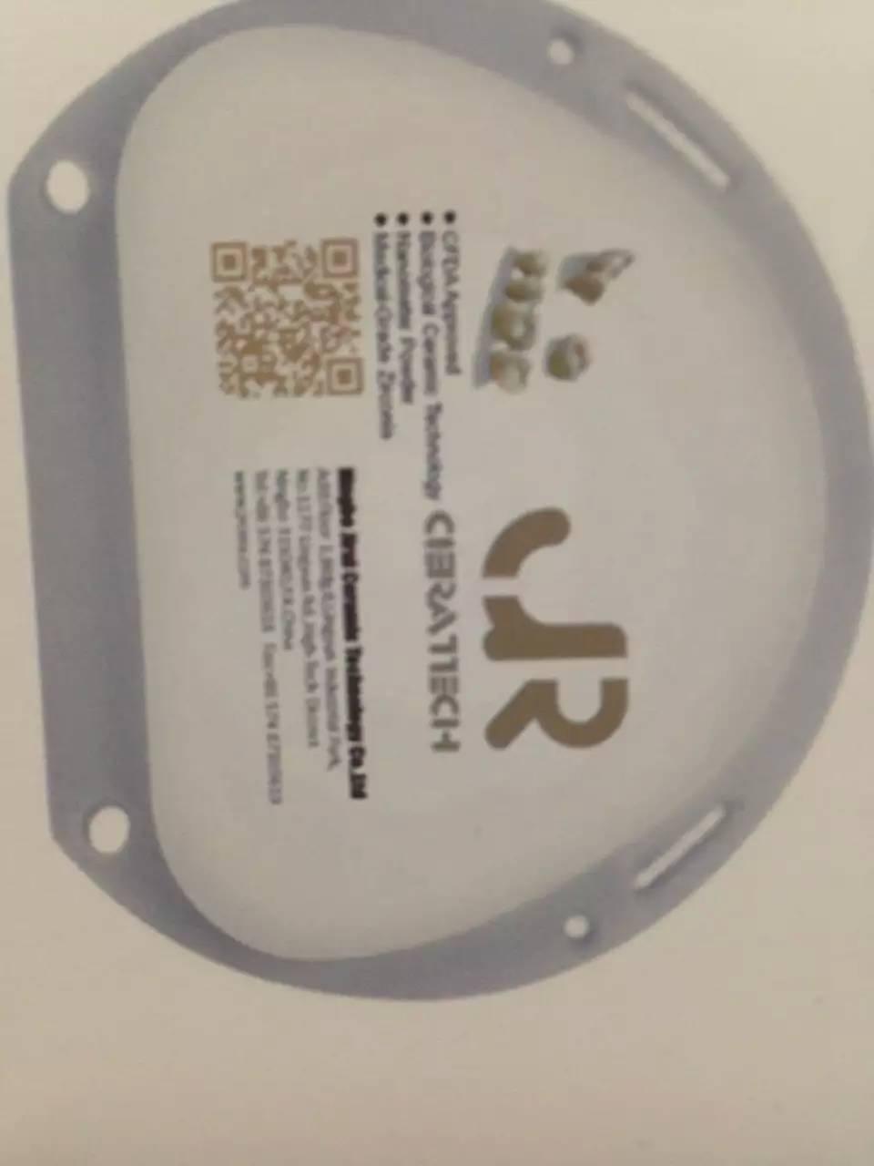 Super Translucent Dental Zirconia Block Discs For Lab CADCAM