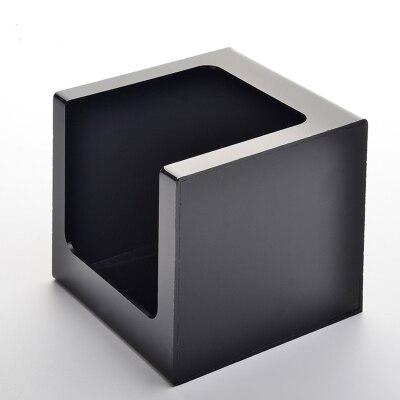 Купить с кэшбэком Fashional Acrylic Tissue Box, Tissue Storage Holder, Square Tissue Dispenser TB006