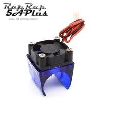 V5 V6 12 V Soğutma Fan Fan Braketi Kanalı Ile Konut Guard J-kafa Hotend için 3D yazıcı P