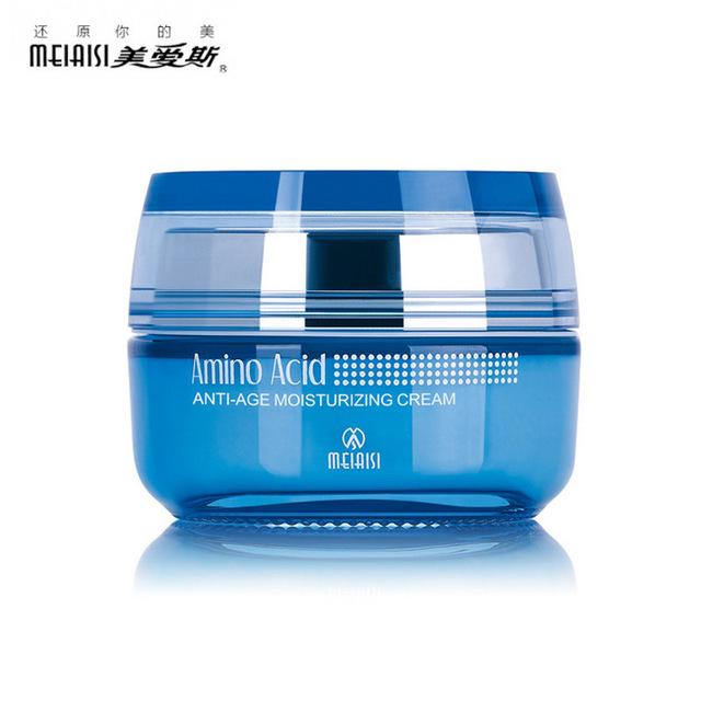 Meiaisi amino ácido umidade essência creme facial hidratante seco produtos de cuidados da pele facial anti rugas soro para o rosto anti-envelhecimento