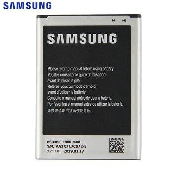 SAMSUNG Orijinal Yedek Pil B500BE Samsung GALAXY S4 Mini I9190 I9192 I9195 I9198 S4Mini Pil 3 pins 1900 mAh
