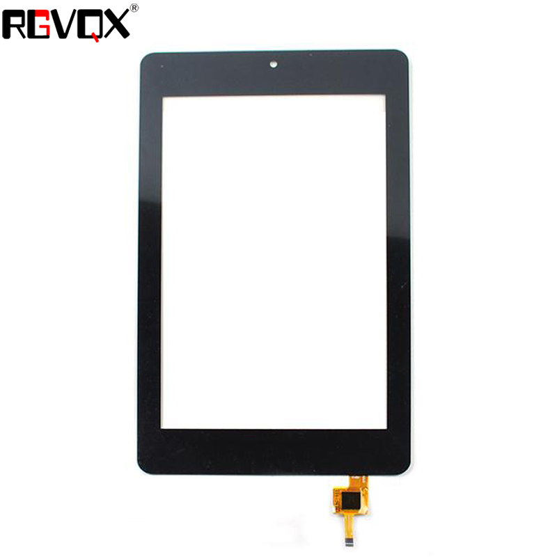 RLGVQDX New For ACER B1-730 original Touch Screen Digitizer Glass Sensor Replacement Parts White/Black