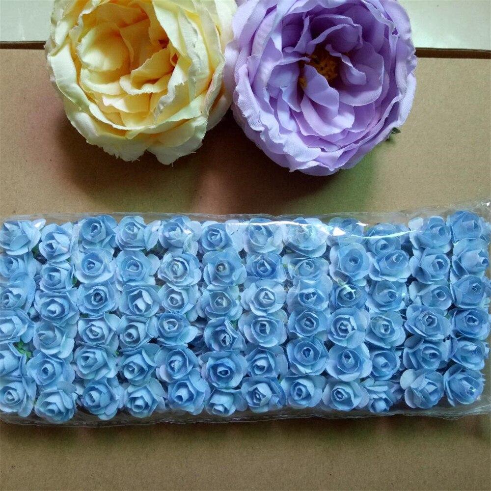CRLEY см 1,5 шт. 144 см искусственные бумажные цветы для свадебного украшения бутик автомобиля поддельные розы используется для конфет ручной работы ремесло цветок