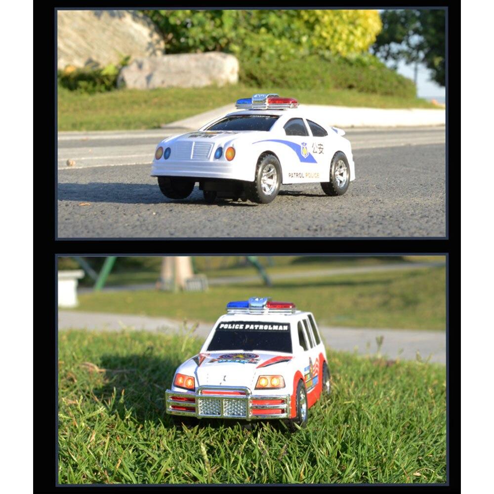 Электрический автомобиль электрический игрушечный автомобиль электрическая Полицейская машина музыка электрический пластик культивировать интерес свет хобби Новинка