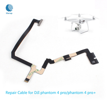 DJI Phantom 4 про Gimbal плоский кабель гибкий ленты ремонту кабель для DJI Phantom 4 Pro/Pro + Drone FPV-системы кабель