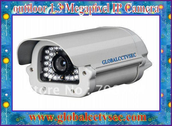 Megapixel IP Camera , Outdoor weather Megapixel IP Camera  ,network Camera ,GCS5201-AR