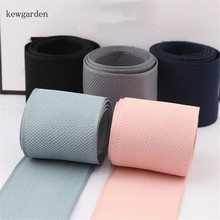 Kewgarden DIY Bow Brooch Accessories Satin Ribbon 1.5 38mm 25mm 1 Dot Cotton Ribbons Handmade Tape  10 Yards kewgarden handmade tape 1 1 2 38mm thick soft cotton fabric satin ribbon diy bow tie brooch ribbons double face riband 8 meter