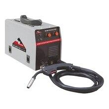 Аппарат сварочный инверторный RedVerg RD-MIG150K Evolution (Мощность 4,4 кВт, Сварочный ток 30-140 А, продолжительность включения 60%-140 A, Диаметр проволоки 0.8 мм)