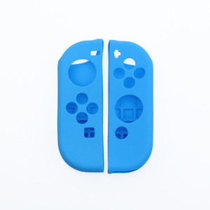 Image 3 - YuXi 1set Anti Slip Silicone Soft Case For Nintendo Switch Protective Cover Skin For Nintend Switch Joy Con Controller Accessory