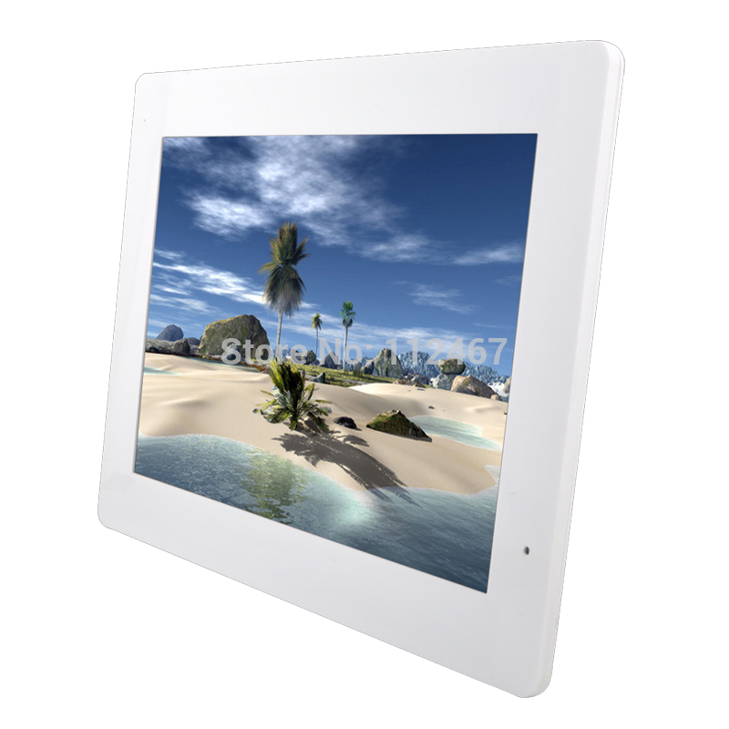 13 Inch Multifunctional HD Digital Photo Frame/Electronic Picture Album with Mirror Panel Music/Video/Ebook/Time/Alarm встраиваемая вытяжка korting khp 6772 gn