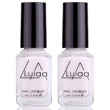 Lulaa Peel Off Liquid Tape From Nail Polish Protection Finger Latex Adhesive Clean Base Coat Care Lacquer