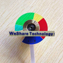 New Projector Color Wheel Model For 1410X Replacement Color Wheel Colour