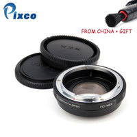 ADP Focal Reducer Speed Booster Lens Adapter Ring Suit For Canon FD to Suit for Sony NEX For A5100 A6000 5T 3N 6 5R A7 A7s VG900