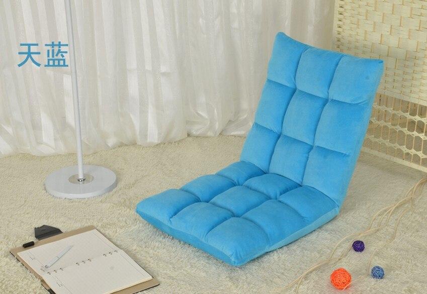 Offre spéciale paresseux garçon canapé, créatif personne canapé-lit, plié coussin Tatami, salon chambre bureau loisirs canapé taille S SF002