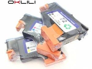 Image 4 - C9380A C9383A C9384A Druckkopf druckkopf für HP 72 DesignJet T1100 T1120 T1120ps T1200 T1300 T1300ps T2300 T610 T770 T790 t795