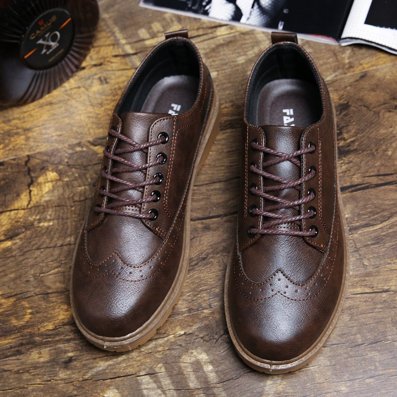De cinza Primavera Couro Confortáveis marrom Casuais Mpx8116162 Homens Alta Sapatos Marca Preto Qualidade Fwf6qSMTUS