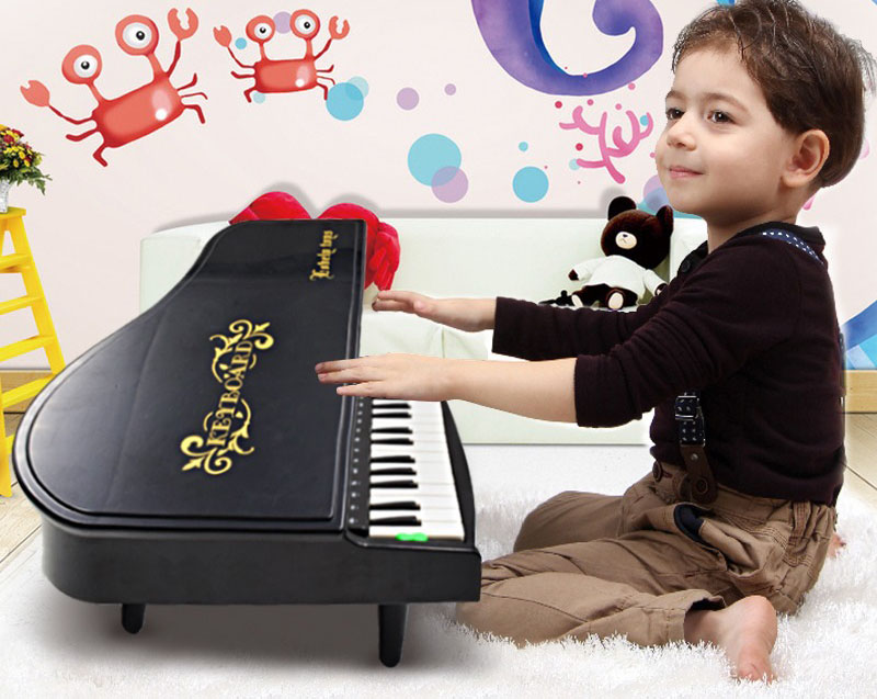 Infant Child Learning Center Small Children Electronic Organ Toys Baby Infant