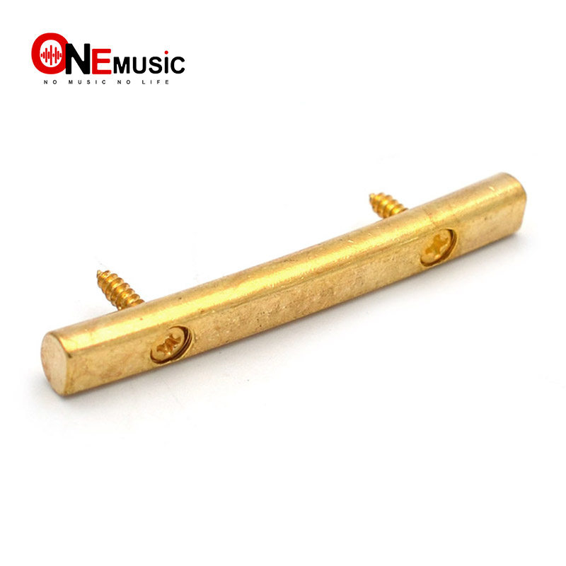 string retainers bars tension bars for tremolo systems electric guitar gold in guitar parts. Black Bedroom Furniture Sets. Home Design Ideas