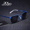 20/20 Brand Unisex Sunglasses Men Vintage Women Alloy Frame Glasses Eyewear Accessories Driving Sun Glasses Oculos UV400 PC115