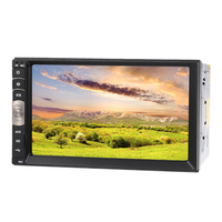 C500 Universal 2 DIN 7 0 Inch Digital Touch Screen Car Player With Bluetooth FM AM