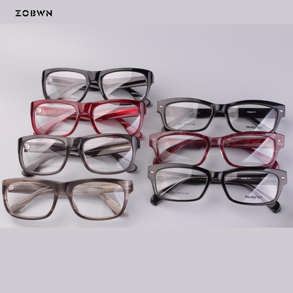Mix wholesale promotion ready Vintage Glasses Frame Men Women Eyewear Frames Optics Prescription Optical Spectacle