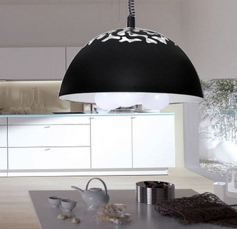 Fashion Iron Art Telescopic Droplight Modern LED Pendant Light Fixtures For Living Dining Room Bar Hanging Lamp Indoor Lighting fashion guitar led droplight modern lustre crystal pendant light fixtures for living dining room hanging lamp home lighting
