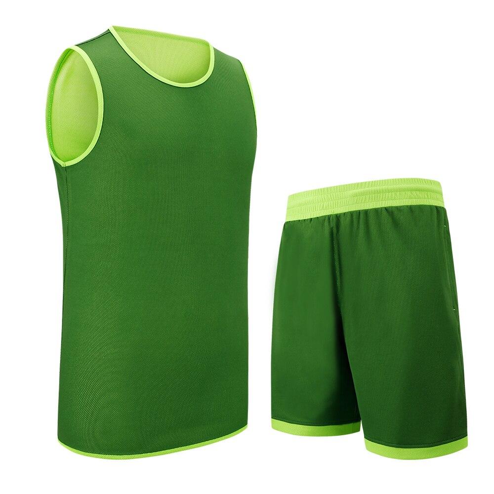 sanheng reversible basketball jersey set14