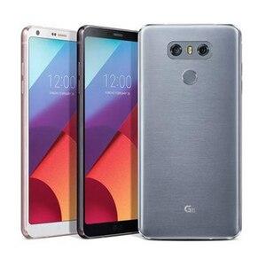 Image 5 - Оригинальный мобильный телефон LG G6, разблокированный, H870DS, 64 ГБ/H871, 32 ГБ, четырёхъядерный, двойная камера 13 МП, 821, одна/две SIM карты, 4G LTE, 5,7 дюйма