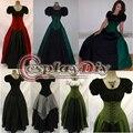 Урожай Европа Средневековый Ренессанс Викторианской Бальное платье Платье Взрослых Пиратский Костюм Косплей