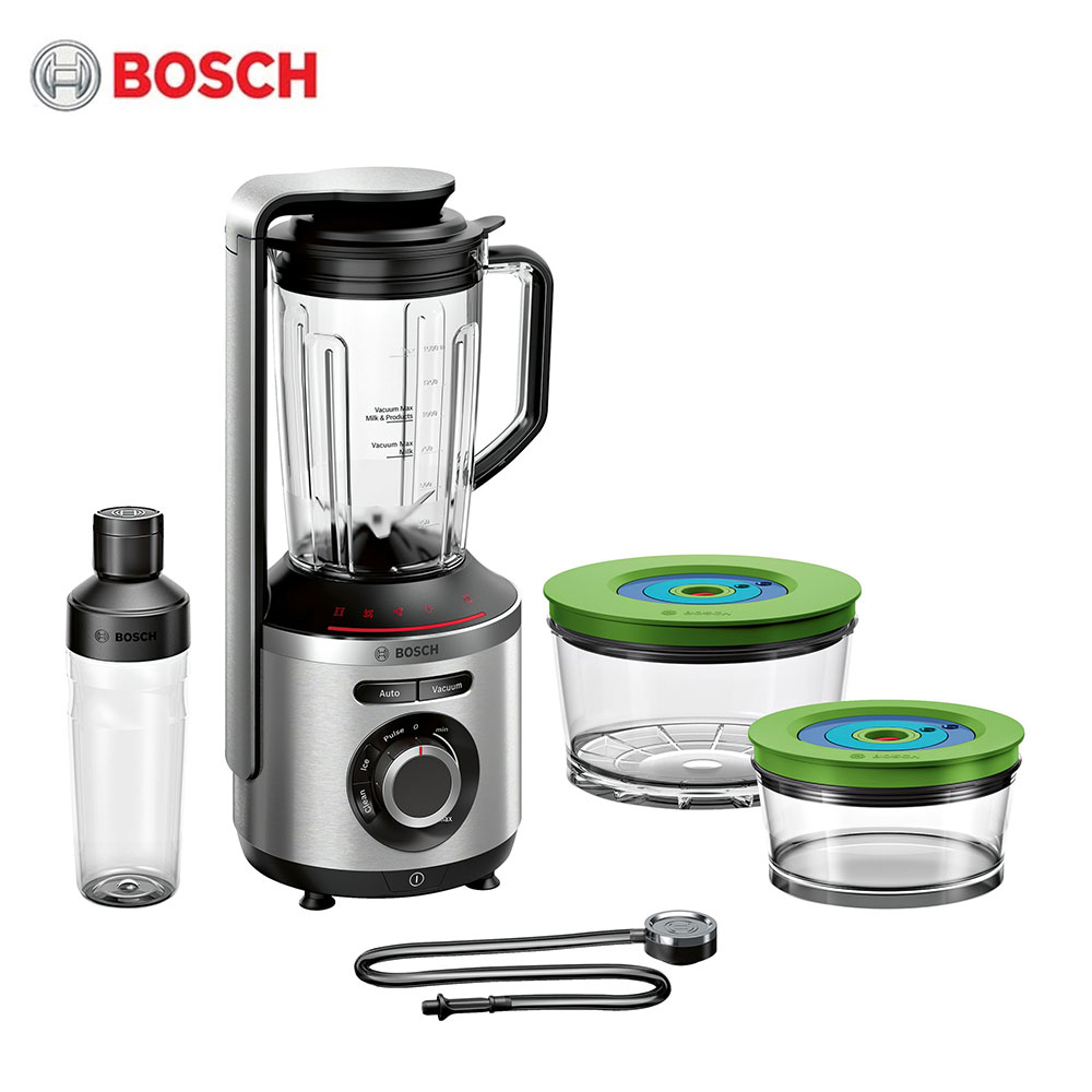 Blenders Bosch MMBV625M Vacuum Stationary crushing ice Stainless Steel Silver hp 240 g6 4qx60ea черный