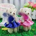 Ангел алмаз материал комикс медведь совместное медведь кукла цветок букет свадьба сумочка для подарка совместное медведи