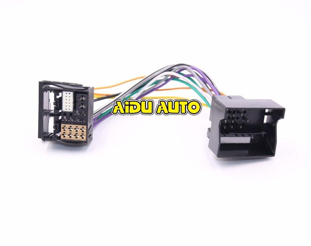 Upgrade Radio Adapter VW2003 To VW 2015