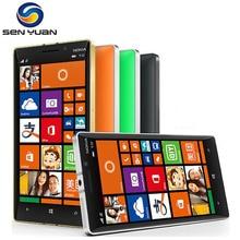 Мобильный телефон Nokia Lumia 930, четыре ядра, 2 Гб ОЗУ, 32 Гб ПЗУ, камера 20 МП, 5 дюймов, сенсорный экран, 4G LTE Lumia 930, мобильный телефон