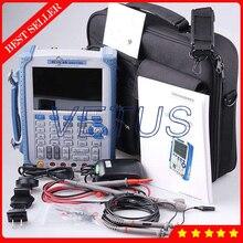 5 в 1 ручной цифровой осциллограф Hantek DSO8060 DMM/анализатор спектра/счетчик частоты/генератор сигналов произвольной формы