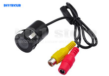 DIYSECUR 12V DC 120 degree Mini Color CMOS Reverse Backup Car Rear View font b Camera