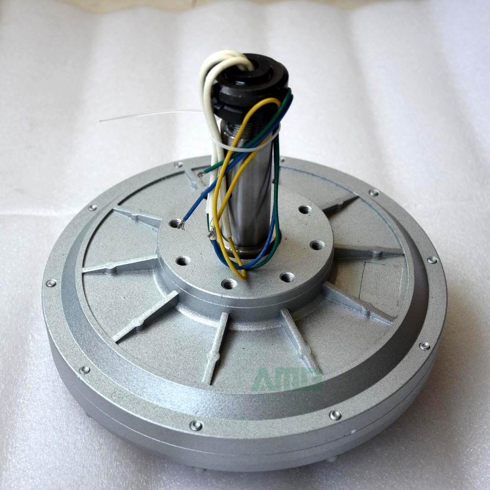300W 350W 150 200 250 400RPM 24V 48VDC Low Speed Low Start Up For DIY Permanent