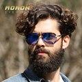 Aoron (12-colores) moda gafas de sol polarizadas unisex gafas de noche para hombre ocio brand design gafas mujeres oculos a143