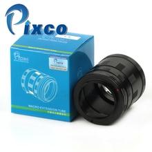 Macro Lens Extension Tube Adapter Ring Set Voor Fujifilm X Pro1 X E1 X E2 X M1 X A1