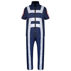 Image 2 - My Hero Academia Midoriya Izuku All Roles Gym Suit High School Uniform Sports Wear Outfit Anime Cosplay Costumes M 2XL