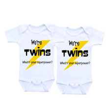 YSCULBUTOL Twins boy and girl gift Baby Clothes Bab
