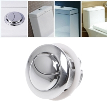 Двойной смывной туалет Кнопка бака унитаз аксессуары для ванной комнаты экономии воды клапан J16 19 челнока