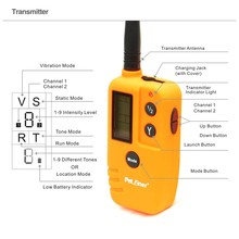 PET910 Extra Transmissor Remoto