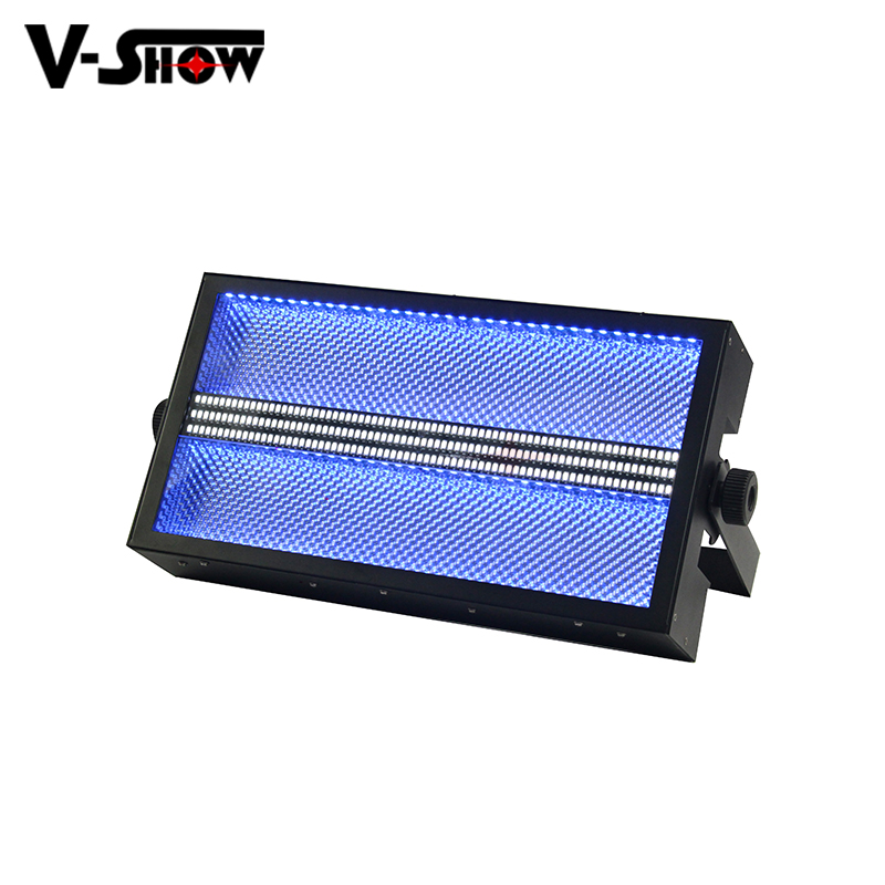 2in1 Strobe Led Light Dmx Control Dj Light For Disco And Bar RGB 3in1 Music Disco