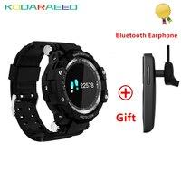GW68 Smart Watch Sports Outdoor IP67 Barometer Thermometer Altimeter fitness bracelet fitness watch PK WX17 Watch+Free Headset