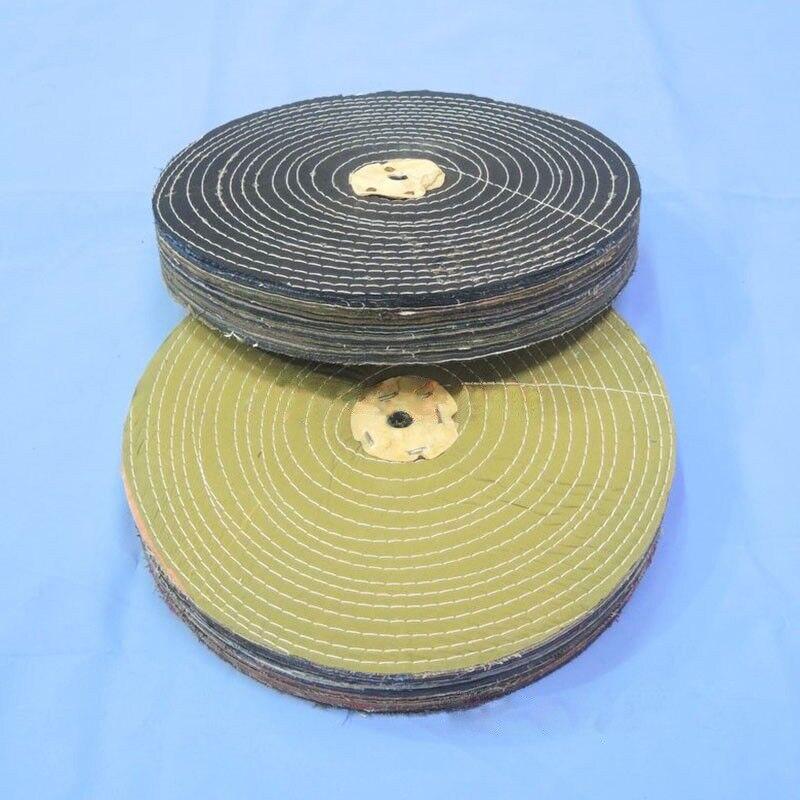 Denim Cloth Wheel Mirror Polishing Wheel Hard Cloth Acrylic Polishing Cloth Wheel